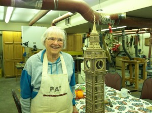 Pat and Big Ben Clock Project
